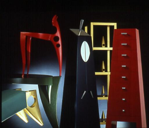 COLLEZIONE OXIDO_design_GianniVeneziano_1989_VenezianTeam