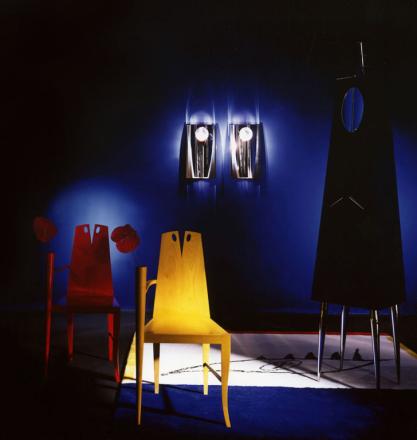 INDISCRETA_design_GianniVeneziano_1990_VenezianTeam_1