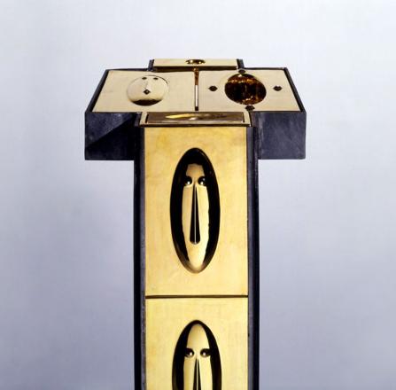 AL CENTRO DEL MONDO_design_GianniVeneziano_1993_VenezianTeam
