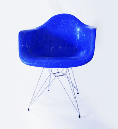 EARMES CHAIR_design_GianniVeneziano_1993_VenezianTeam_1