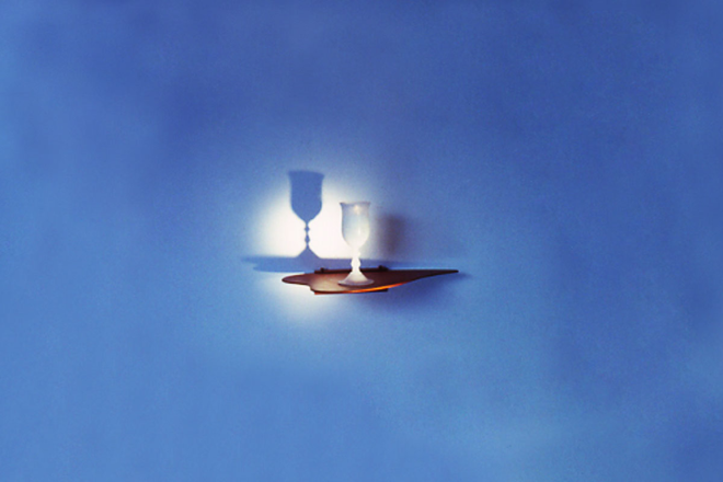 IL LUME DELLA RAGIONE MENSOLA_design_GianniVeneziano_1993_VenezianTeam