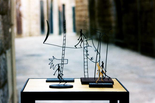 TRA OGGETTI E GIOIELLI_design_GianniVeneziano_1994_VenezianTeam