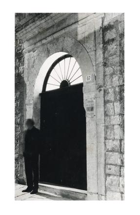 SPAZIO SANT'ORSOLA_exhibition_GianniVeneziano_1996_VenezianTeam