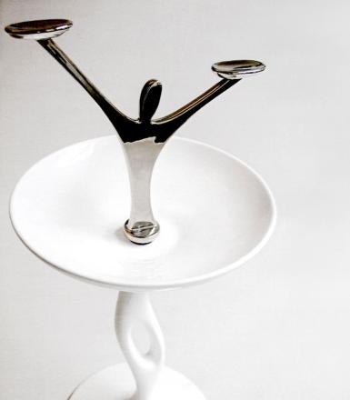 E GLI UOMINI PORTANO LE CANDELE_design_GianniVeneziano_1997_VenezianTeam