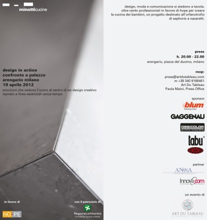 Design in Action_Milan Design Week_Minotti Cucine_Veneziano+Team