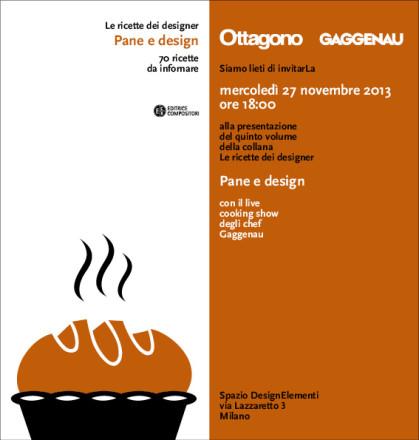 Le Ricette dei Designer – Pane e design_Veneziano+Team