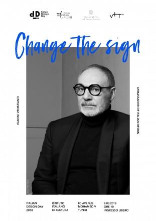 Italian Design Day 2018_Gianni Veneziano Ambassador