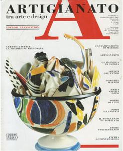 ARTIGIANATO tra arte e design