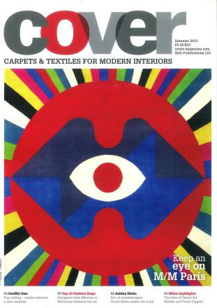 Cover-inferno-Gianni-Veneziano-Luciana-Di-Virgilio-Human-Circle-Nodus-Rugs-