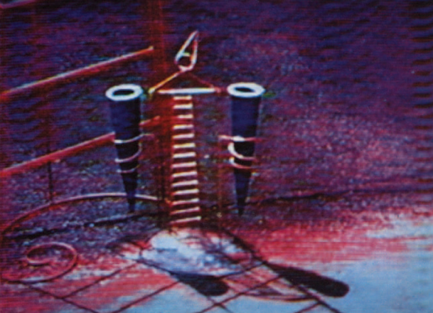 COLLEZIONE MARCHINO_exhibition_GianniVeneziano_1987_VenezianTeam