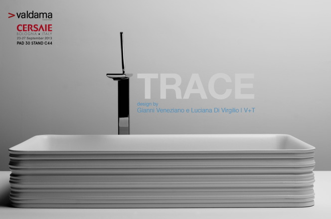Trace collection_Valdama_Gianni Veneziano-Luciana Di Virgilio_Veneziano+Team_Cersaie