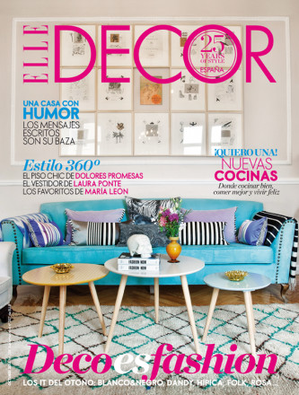 Elledecor_Spain_Gianni Veneziano_Luciana Di Virgilio-Veneziano+Team_cover