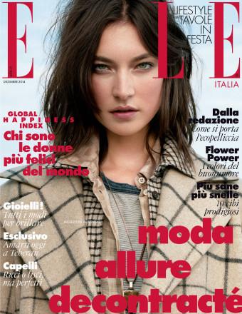 Elle_Luciana Di Virgilio_Veneziano+Team_cover