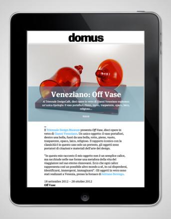 2012.09.07 Domus_Off Vase