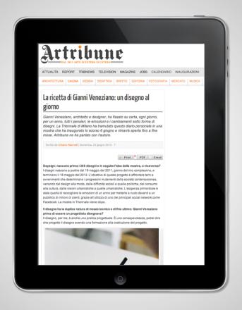 2013.06.23 Artribune_Daysign