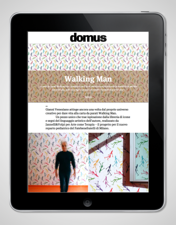 2014.11.03 Domus_Walking Man