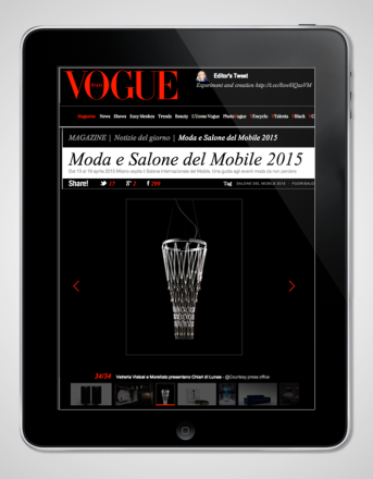 2015.04.14 Vogue_Morellato Vistosi