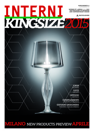 Interni Kingsize_Veneziano+Team_Cover