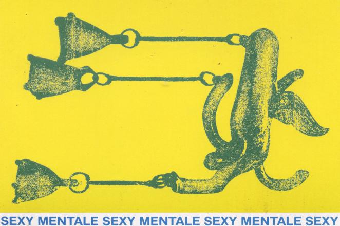 SEXI-MENTALE_exhibition_GianniVeneziano_1988_VenezianTeam_1
