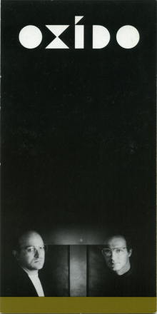 SPAZIO OXIDO_exhibition_GianniVeneziano_1988_VenezianTeam_2