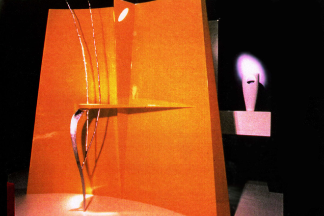 NEGOZIO DI FIORI_space_GianniVeneziano_1989_VenezianTeam_7