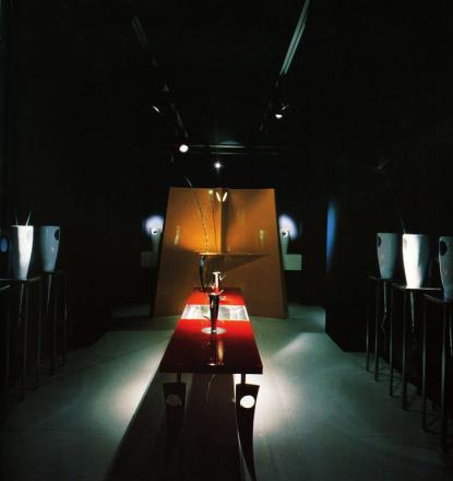 NEGOZIO DI FIORI_space_GianniVeneziano_1989_VenezianTeam_8