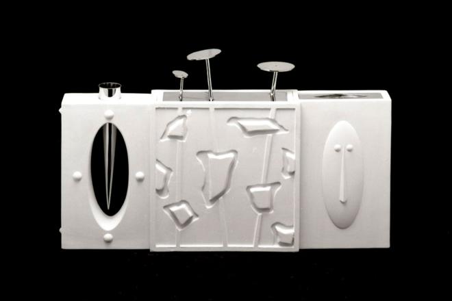 AL CENTRO DEL MONDO_design_GianniVeneziano_1990_VenezianTeam