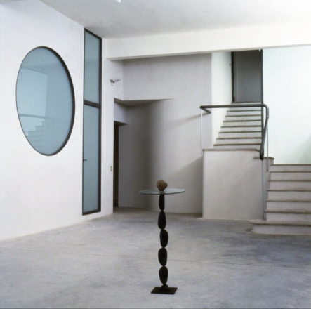 ATELIER DELL'ARTISTA GIUSEPPE MARANIELLO_space_GianniVeneziano_1991_VenezianTeam