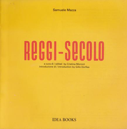 REGGI-SECOLO_exhibition_GianniVeneziano_1991_VenezianTeam_1