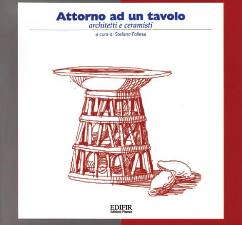 ATTORNO AD UN TAVOLO_exhibition_GianniVeneziano_1996_VenezianTeam