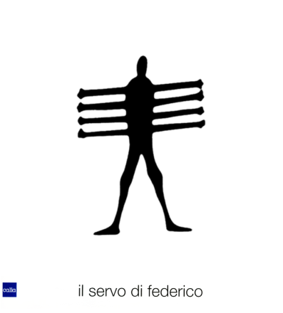 IL SERVO DI FEDERICO_exhibition_GianniVeneziano_1998_VenezianTeam_4 copia