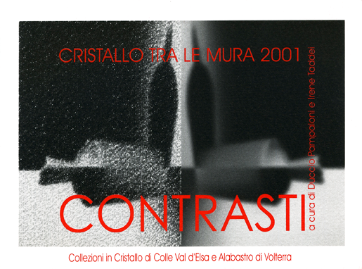 CONTRASTI_exhibition_GianniVeneziano_2001_VenezianTeam