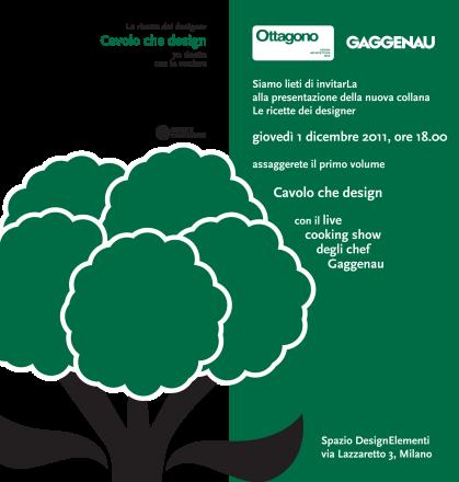 Le Ricette dei designer_Cavolo che design- Veneziano+Team