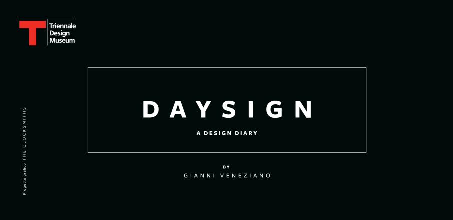 Daysign_Gianni Veneziano_Triennale di Milano_Veneziano+Team_1