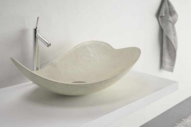 washbasin - H2OC - design by Luciana Di Virgilio - Veneziano+Team_1