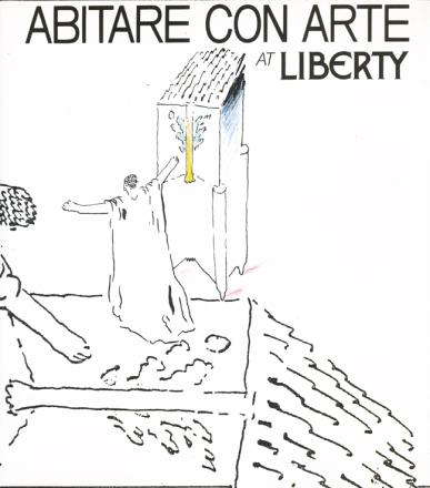 ABITARE CON ARTE_exhibition_GianniVeneziano_1989_VenezianTeam