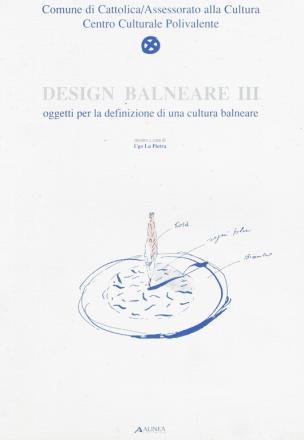 DESIGN BALNEARE III_exhibition_GianniVeneziano_1990_VenezianTeam