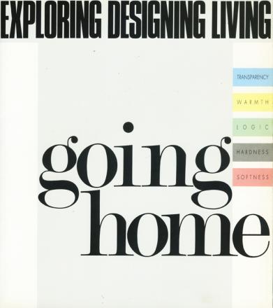 GOING HOME_exhibition_GianniVeneziano_1991_VenezianTeam