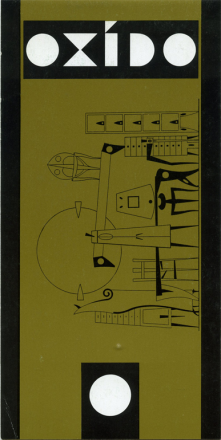 SPAZIO OXIDO_exhibition_GianniVeneziano_1988_VenezianTeam