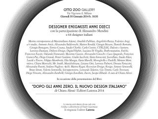 Designer Enigmisti Anni Dieci